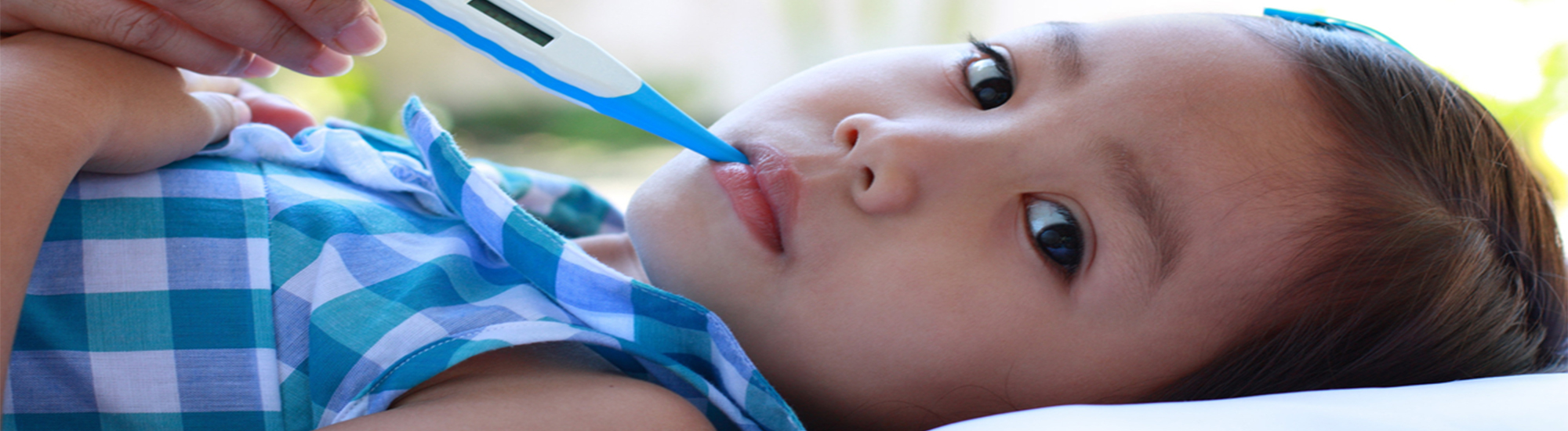 Ayurvedic treatment for Fever in kids