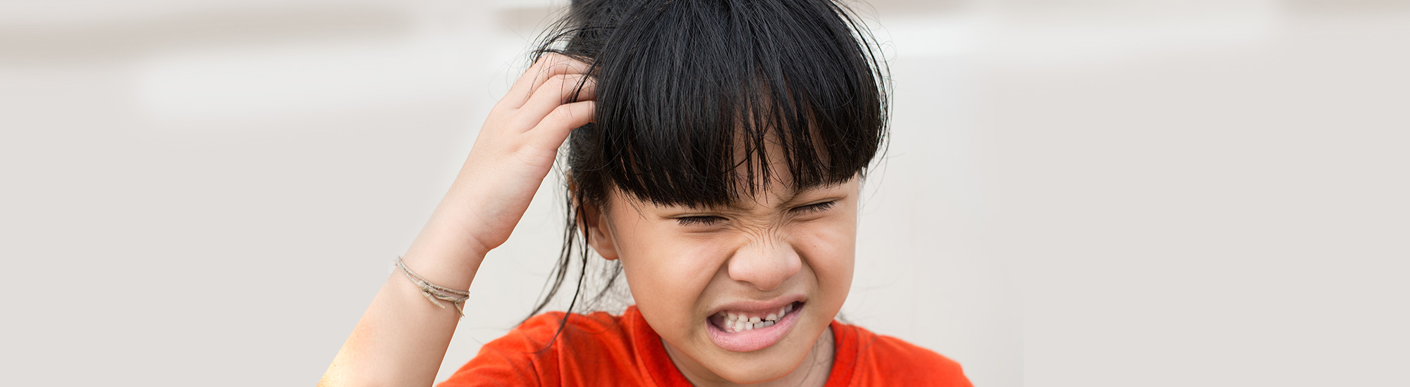 Ayurvedic treatment for Head lice Symptoms